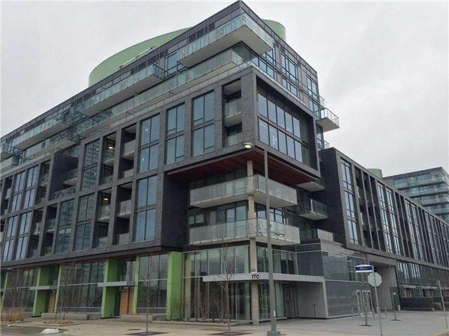 Leased- 455 Front St E. Toronto, ON