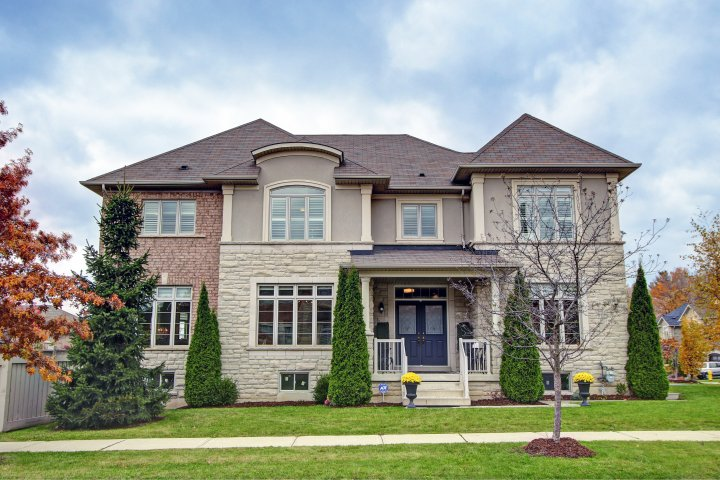 Sold- Vaughan Luxury Home on Via Teodoro Way Vaughan, ON